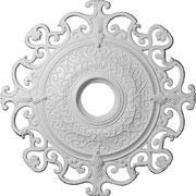 Orleans - Urethane Ceiling Medallion - #CM38OL