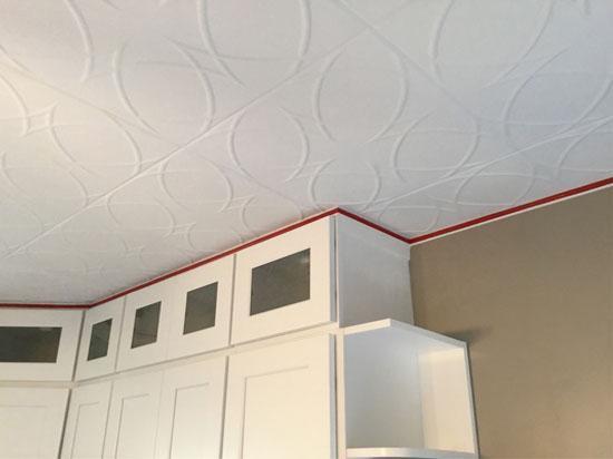Glue-up Styrofoam Multi Purpose Molding 1″ x 6.5 ln. ft. – #KL-83