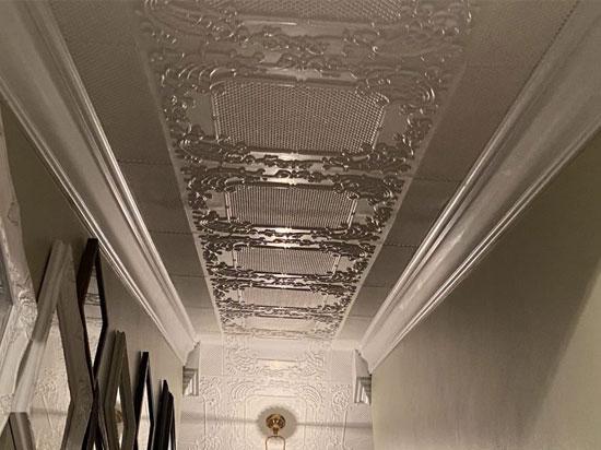 Faux Tin Ceiling Tile – #269