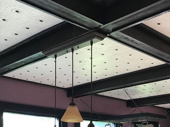 Sunflowers – Styrofoam Ceiling Tile – 20″x20″ – #R136