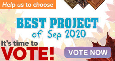 PHOTO CONTEST - Best Project of September 2020 - Vote Now