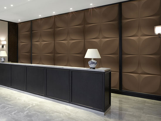 Lotus MirroFlex Max 4×8 Glue Up PVC Wall Panels