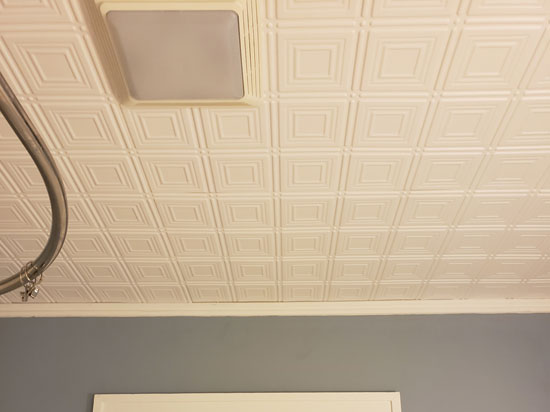 Faux Tin Wall & Ceiling Panel – 24×48 – #DCT 0204