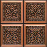 lovers_knot_faux_tin_ceiling_tile_glue_up_24_in_x_24_in_231_antique_copper