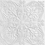 spanish_silver_styrofoam_ceiling_tile_20_in_x_20_in_r139_plain_white