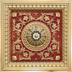 da_vinci_faux_tin_coffered_ceiling_tile_drop_in_24_in_x_24_in_215_gold_red_royalblue