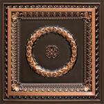 laurel_wreath_faux_tin_ceiling_tile_210_antique_copper