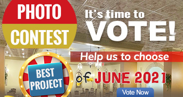 It's time to Vote - Help us to choose Best project of June 2021