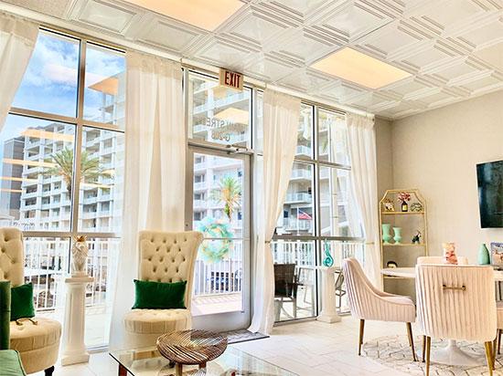 Economy 2 ft. x 4 ft. PVC Lay-in Ceiling Tile Pack