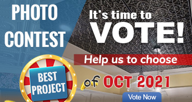 It's time to Vote - Help us to choose Best Project of October 2021